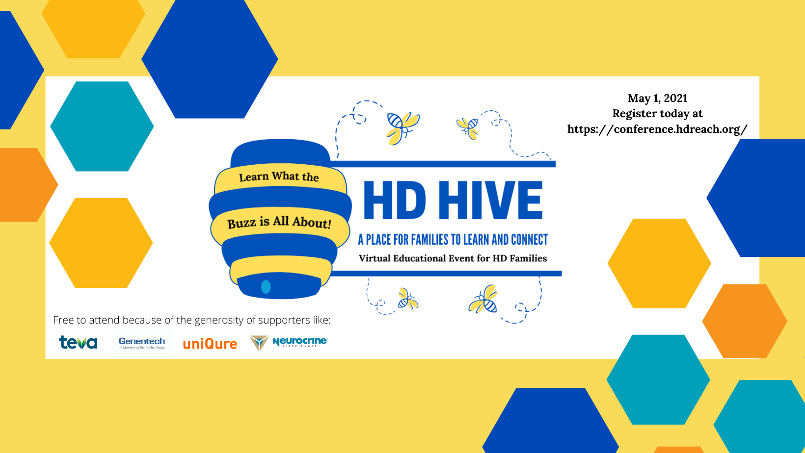 HD Hive Education Conference