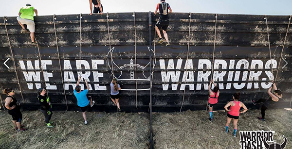 Shock Top Warrior Dash