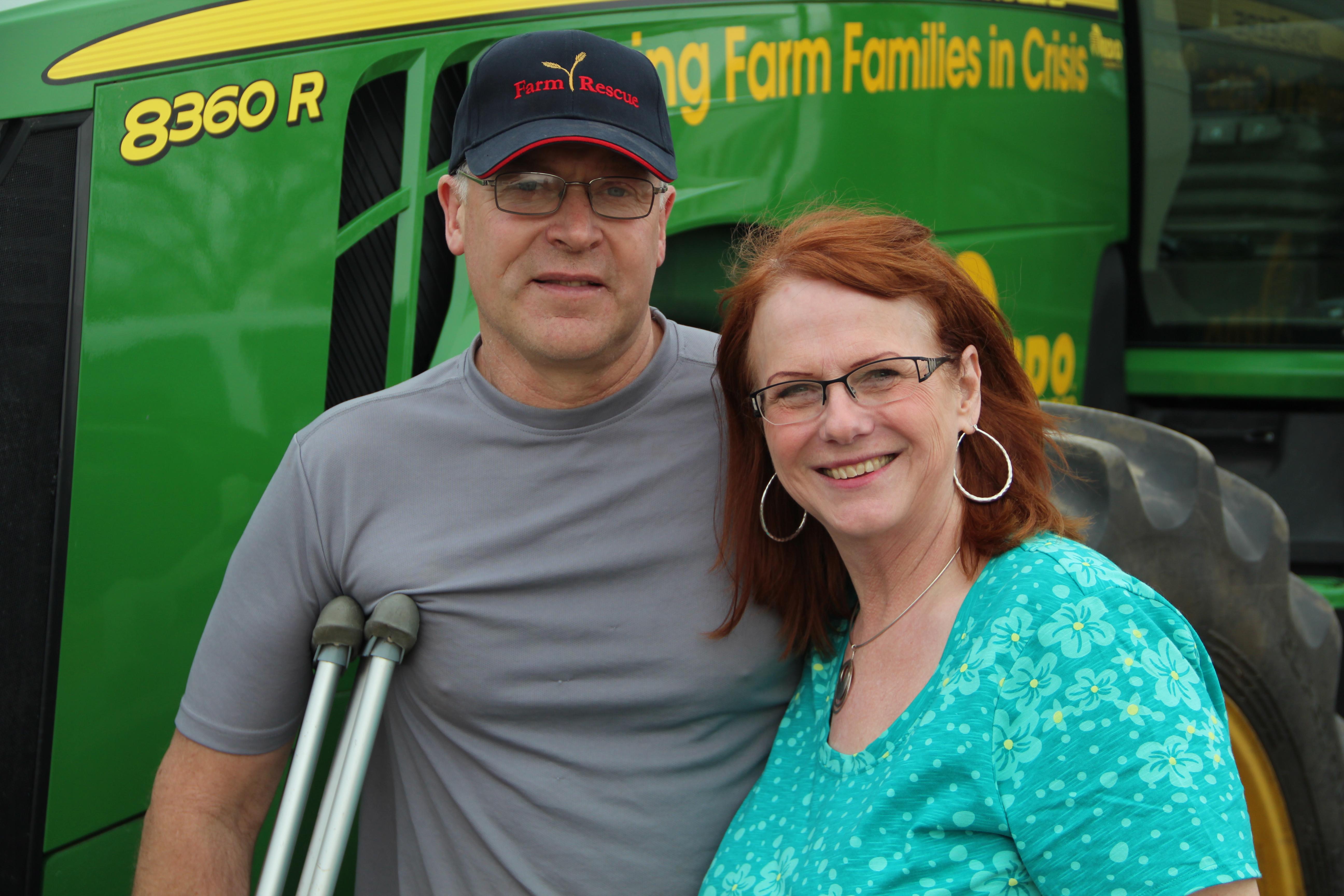 Daryl & Marla De Groot