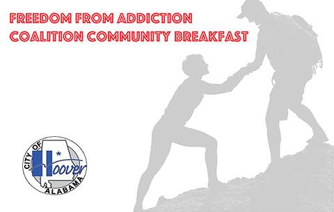 Freedom from Addiction Coalition Community Breakfast