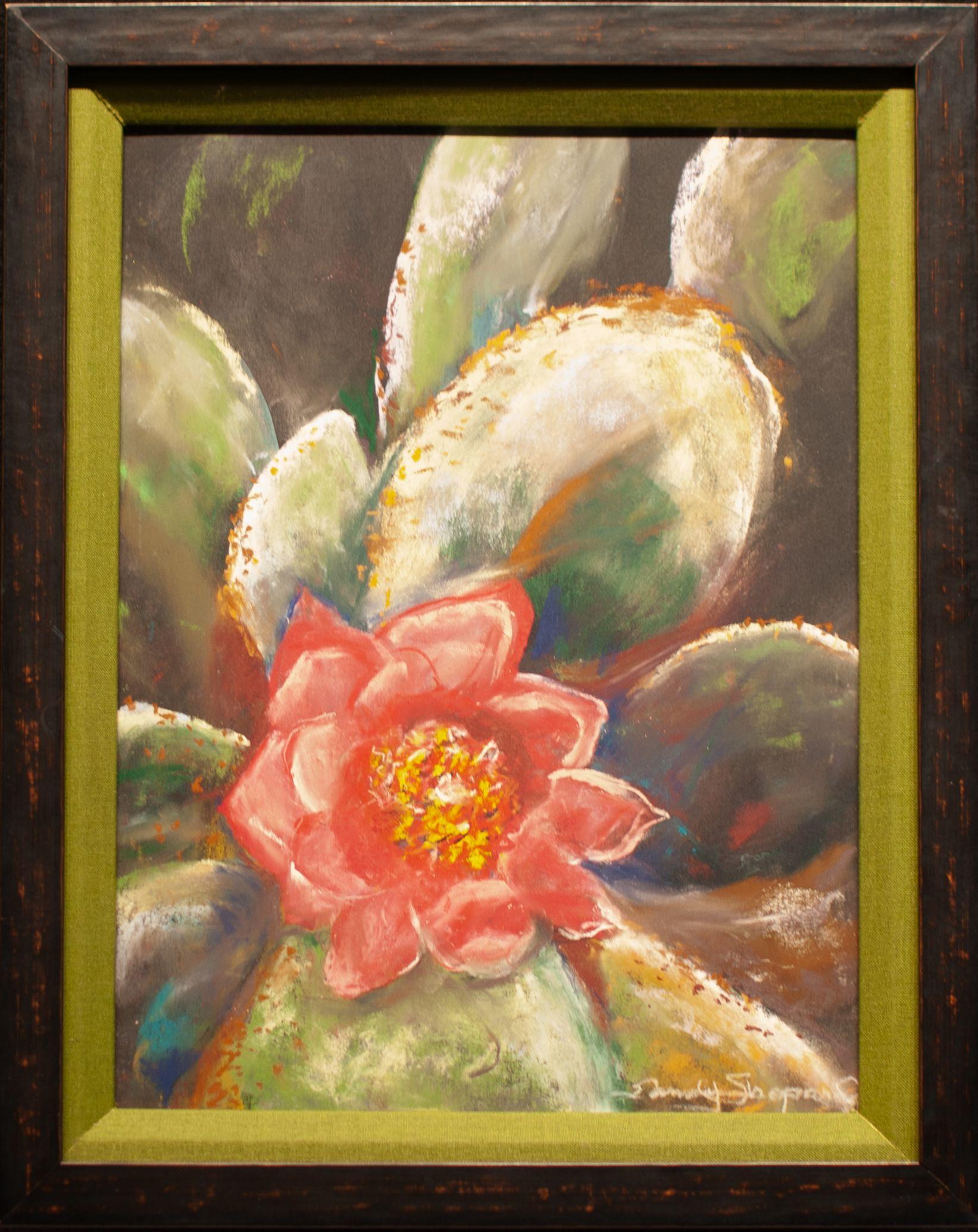 """""""Prickly Pear Bloom"""" - Sandy Shepard"""