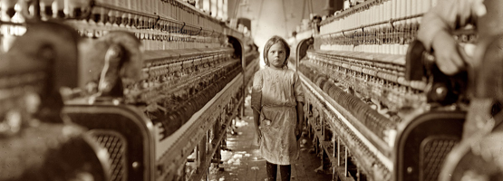 The Photography of Lewis Hine: Exposing Child Labor in North Carolina, 1908-1918