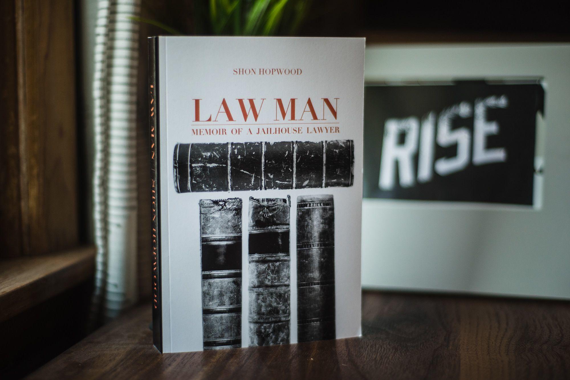 Q3 Law Man: Memoir of a Jailhouse Lawyer