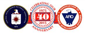 CIRA & AFIO 40th Anniversary Event Aug 2015