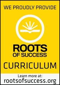 Roots of Success Badge