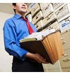 Law, Litigation File Copy Scan