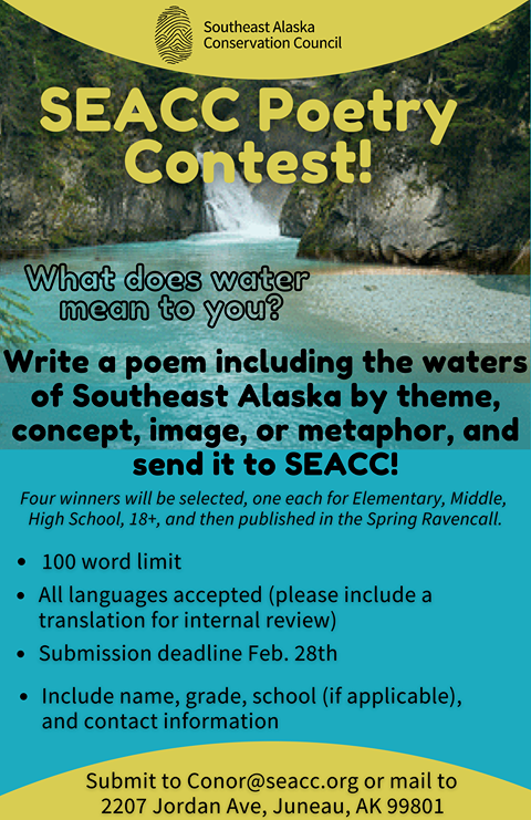 SEACC Poetry Contest