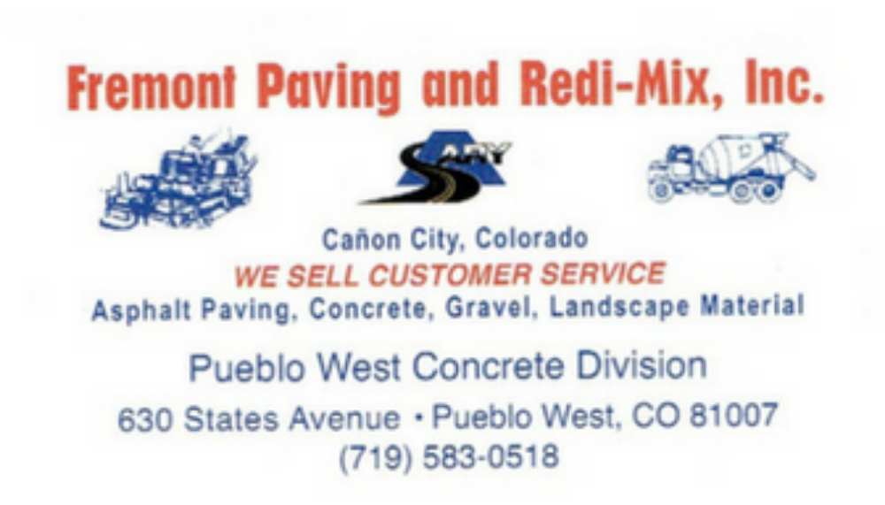 Fremont Paving & Redi-mix