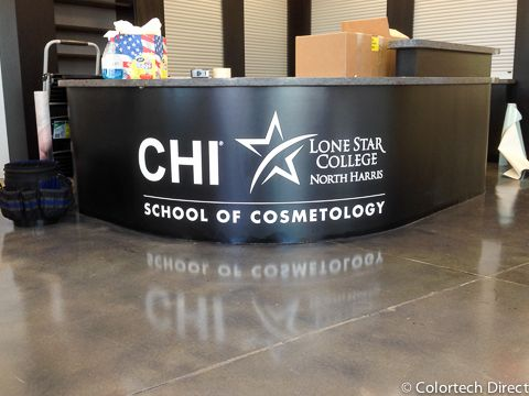 CHI School Counter