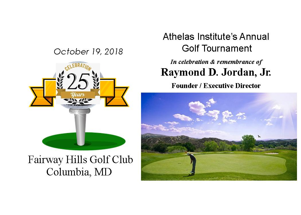 Athelas 25th Annual Golf Tournament!