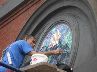 Artist, Manny Vega