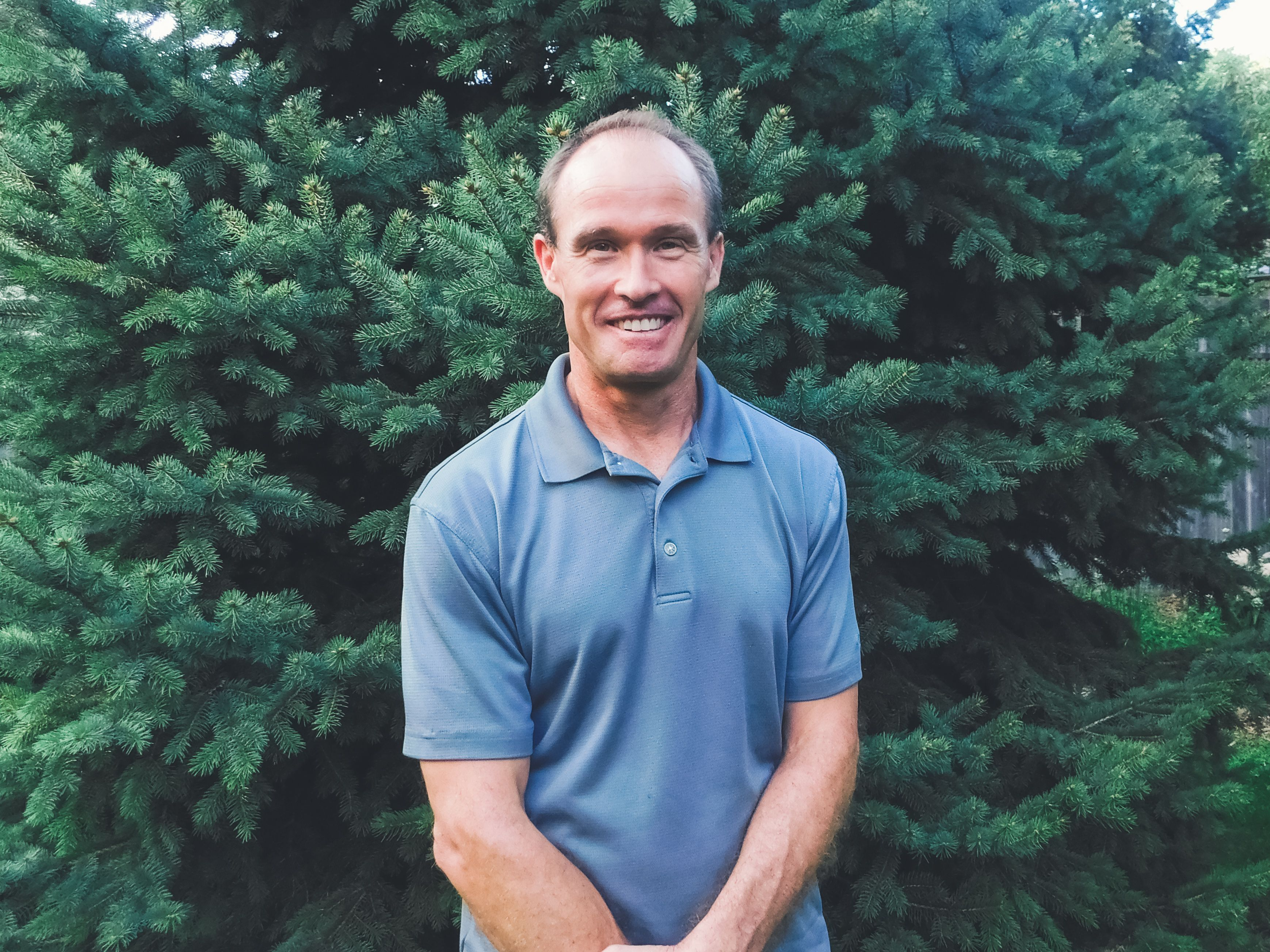 From TBI to Volunteer, Father, & Husband - Dale's Story