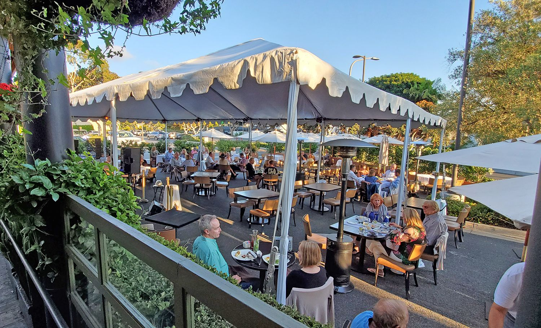 Bayside Restaurant and Irvine Barclay Theatre Host Summer Jazz Lunch Series
