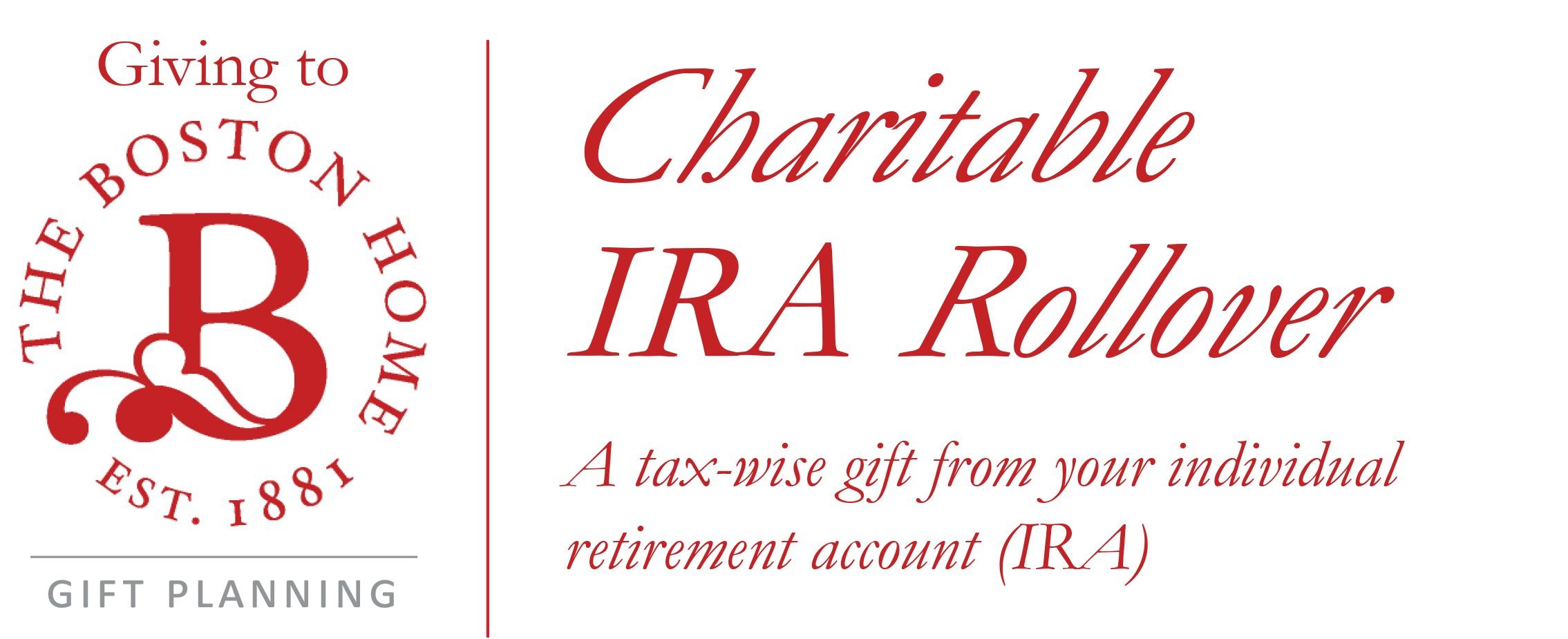 Charitable IRA Rollover- A Win-Win!