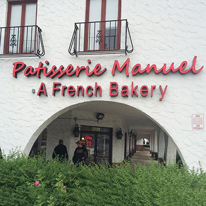 Patisserie Manuel Bakery