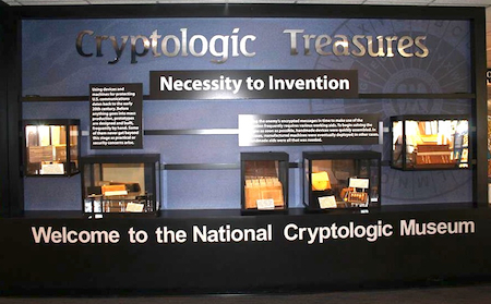 Cryptologic Treasures - Necessity to Invention
