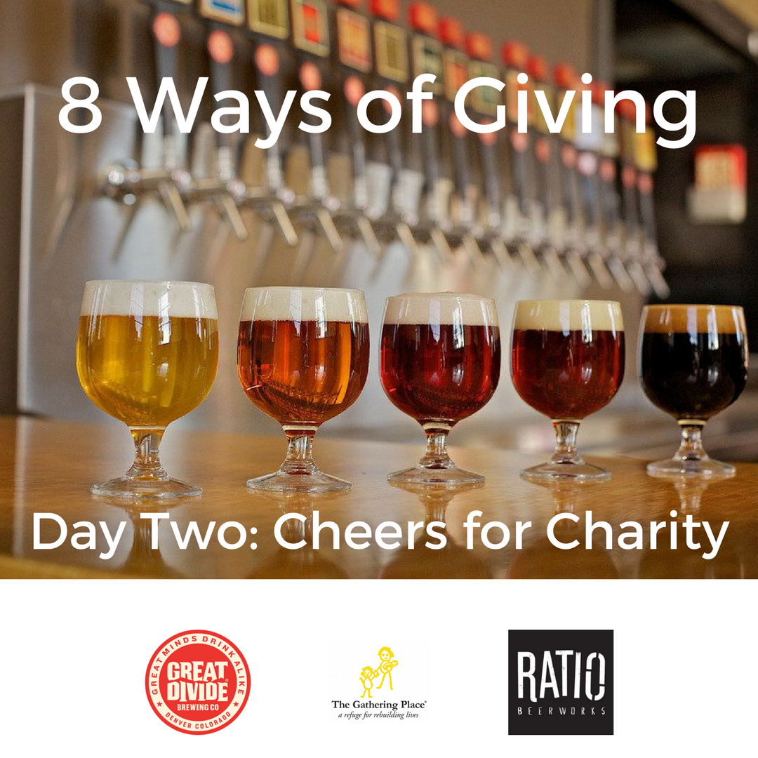 8 Ways of Giving: Day Two