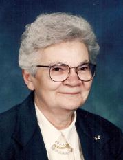 Sister James Messer, OSB
