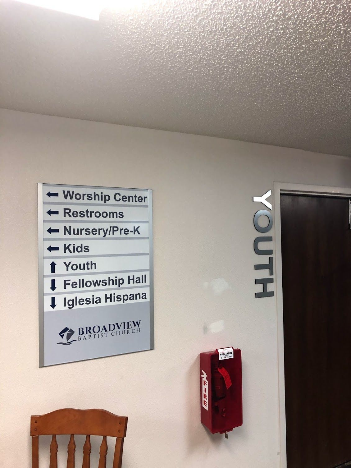 Directional Signs Lubbock, TX - Elite Sign & Design