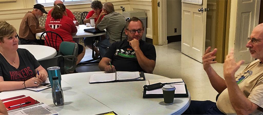 Nebraska Warrior Writers Starting August 25