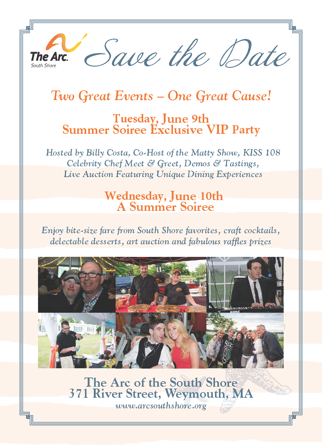 Summer Soiree Exclusive VIP Party