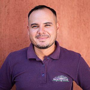 Rubén Nuñez - Program Manager