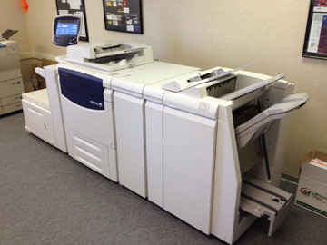 Xerox 700 Digital Color Press