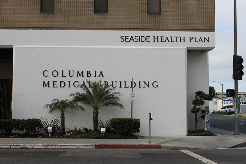 Building Signs Letters Commercial Exterior Signs Buena Park CA Awesome Exterior Signage Design Plans