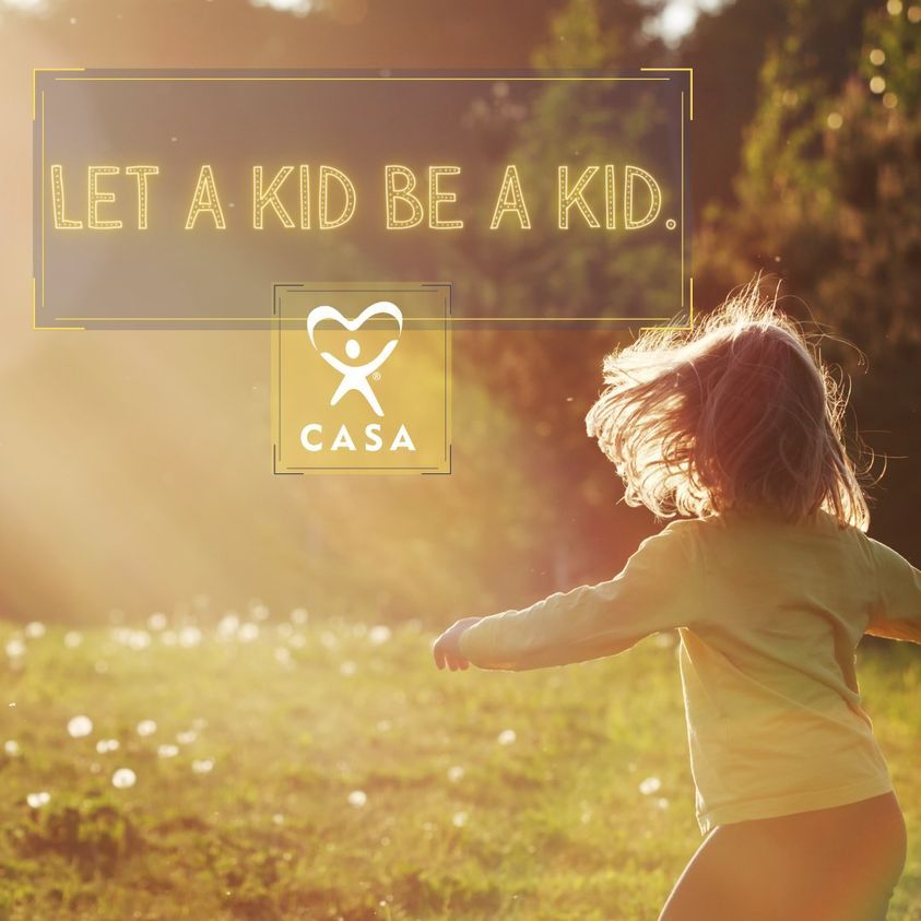 All kids just want to be kids. Children in foster care are no exception.