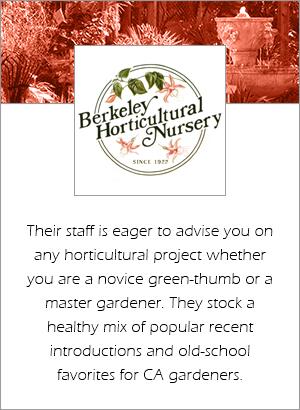 Berkeley Horticulture