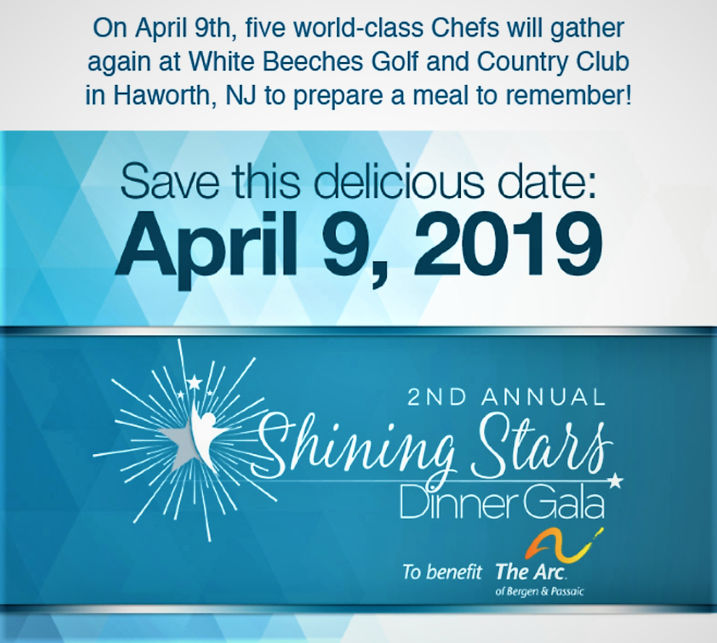 Shining Stars Chefs Dinner