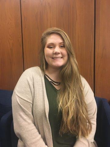 Morgan Bullis- Advocate Coordinator