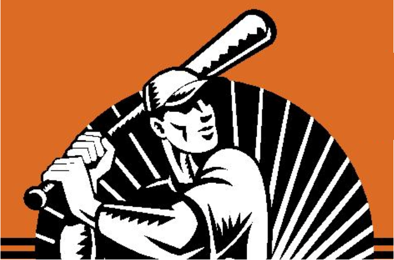 THE RELCO TRUSS - ORANGE AND BLACK BASEBALL CAMP