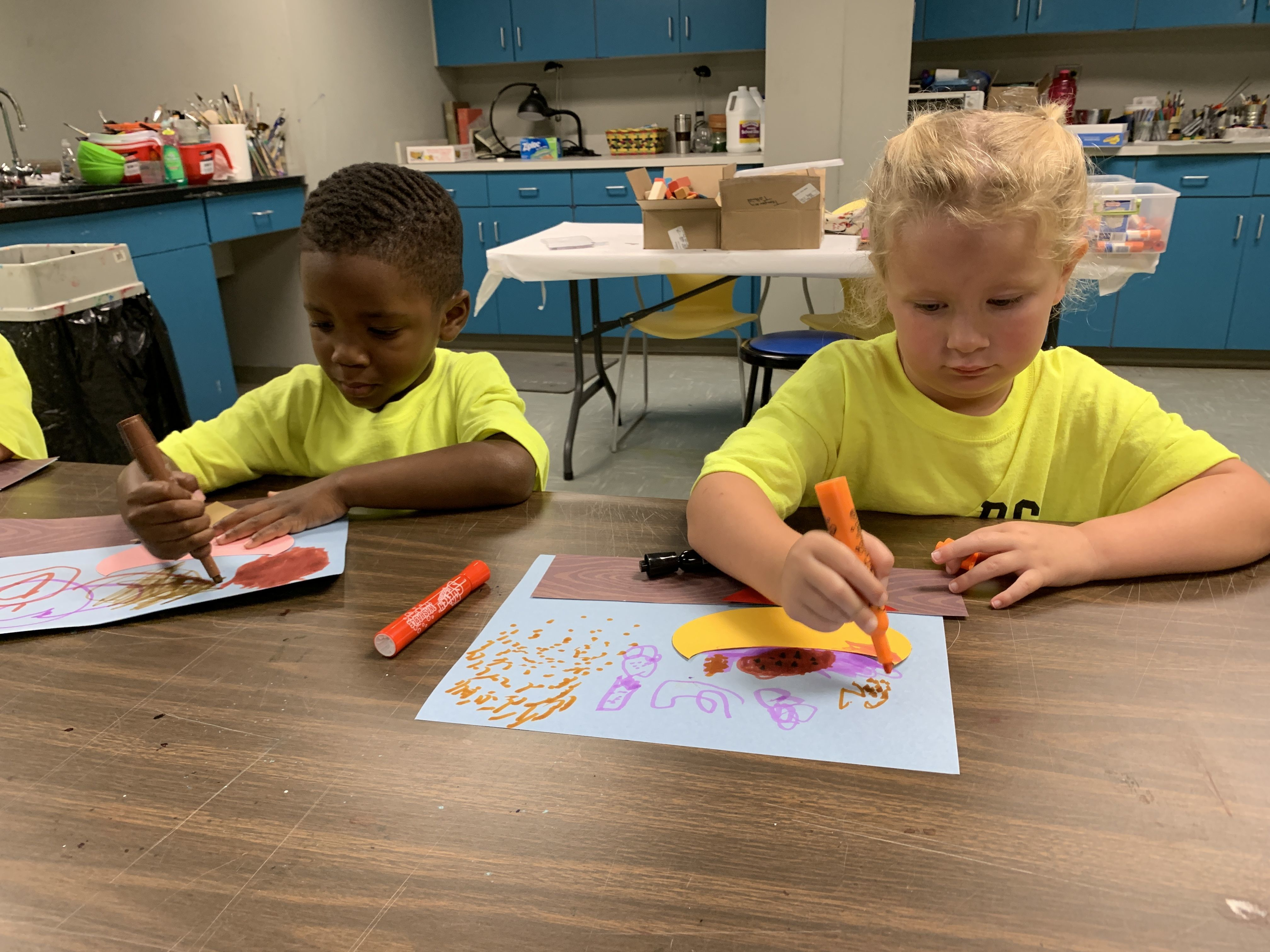The Columbus Museum receives grants to fund outreach programs for K-12 students