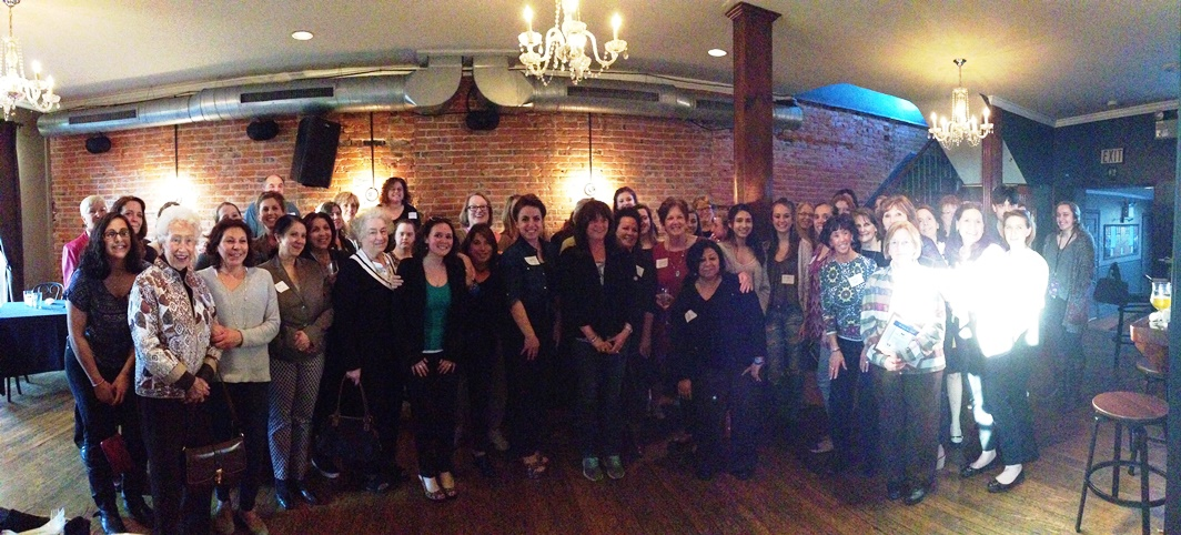 """A special """"thank you"""" event for AWP volunteers, held to acknowledge their incredible contributions to the organization."""