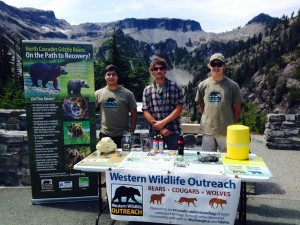 Western Wildlife Outreach presents, Coexisting with Large Carnivores