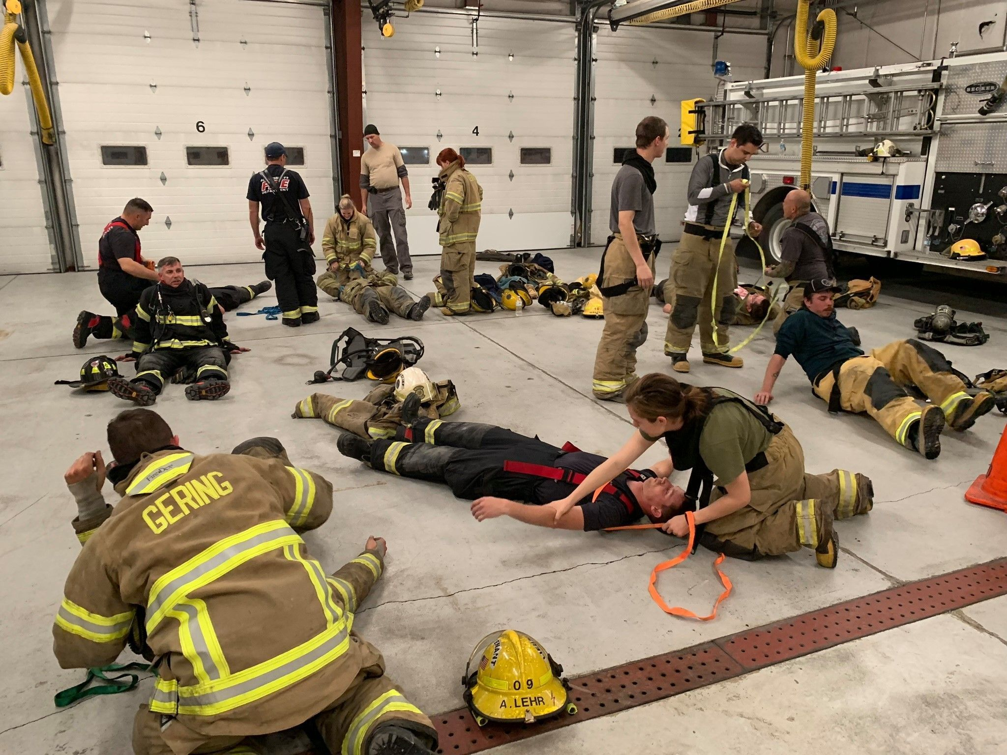 Gering Fire Cadet Program