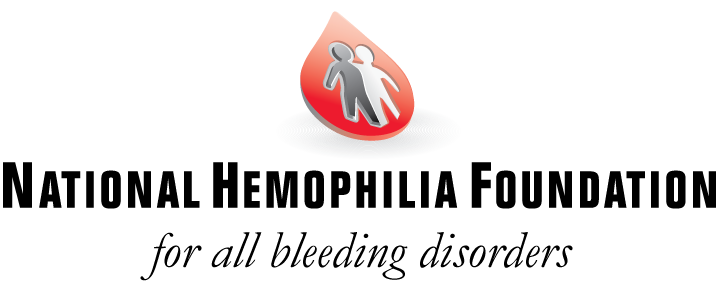 National Hemophilia Foundation for all bleedings disorders