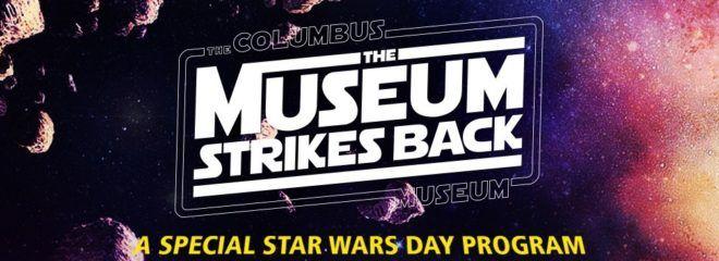 STAR WARS DAY PROGRAM