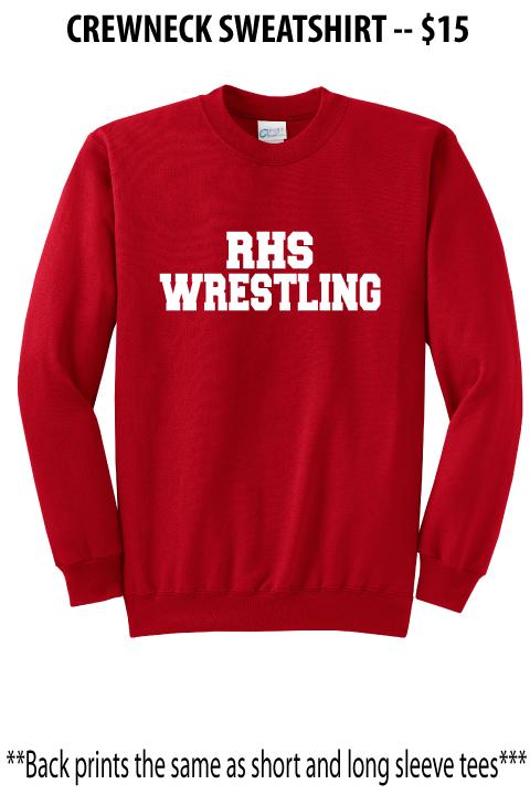 Roncalli Wrestling - Crewneck Sweatshirt