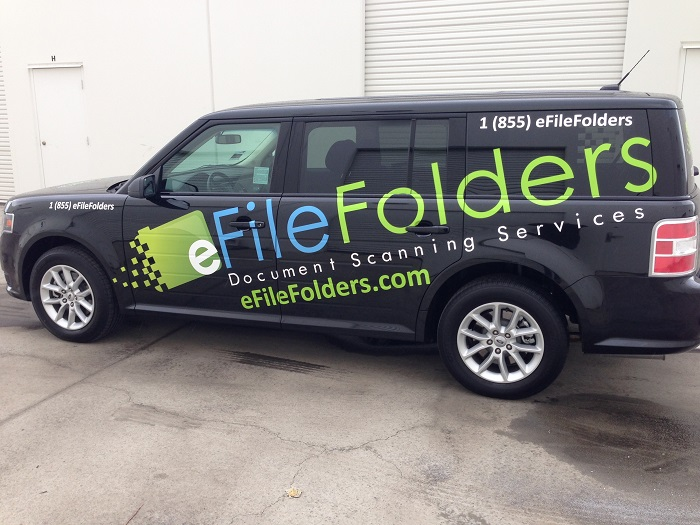 Ford Flex Decals