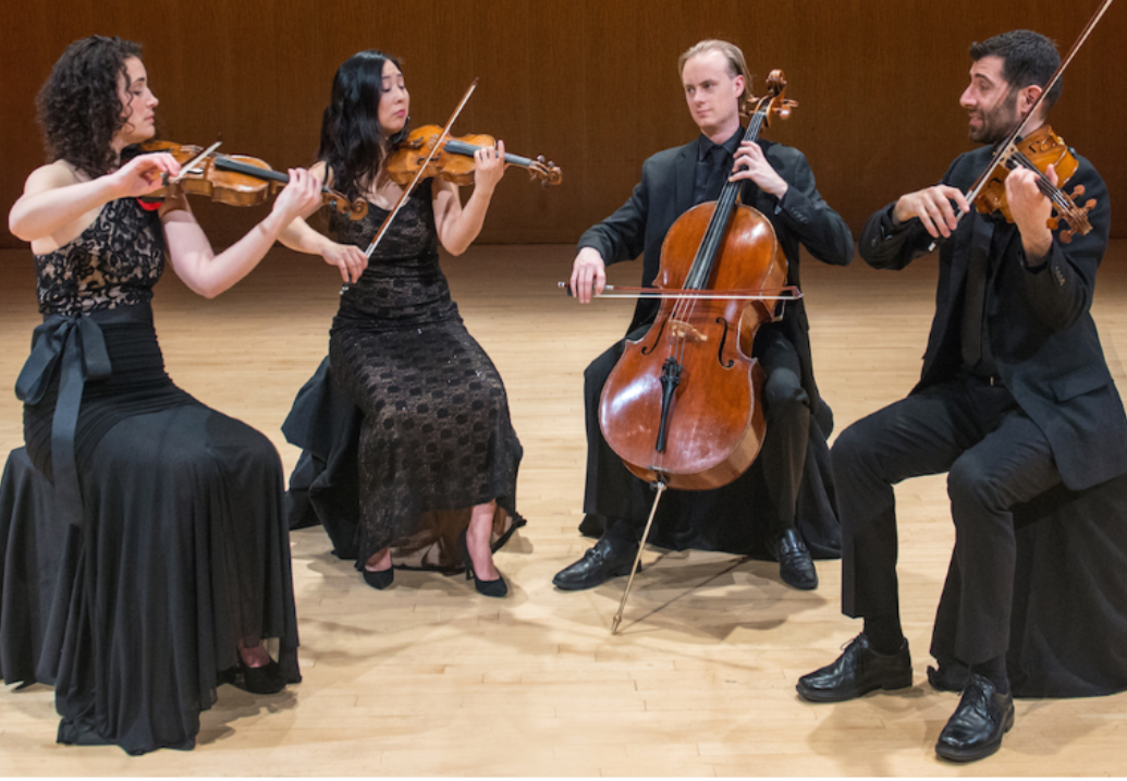 April 7: Chiara String Quartet