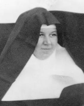 OUR PIONEERS: Sr. Eva Schutz