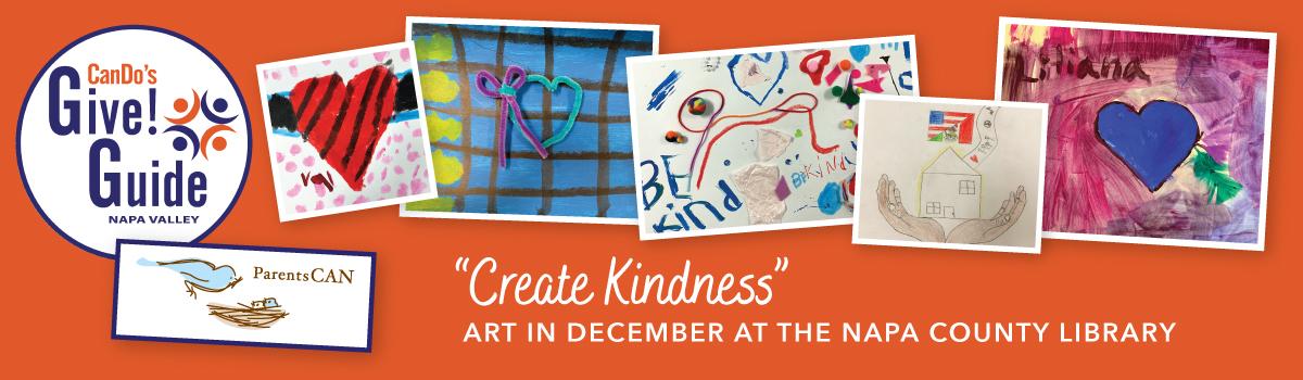 Give!Guide Children's Art Show Celebration