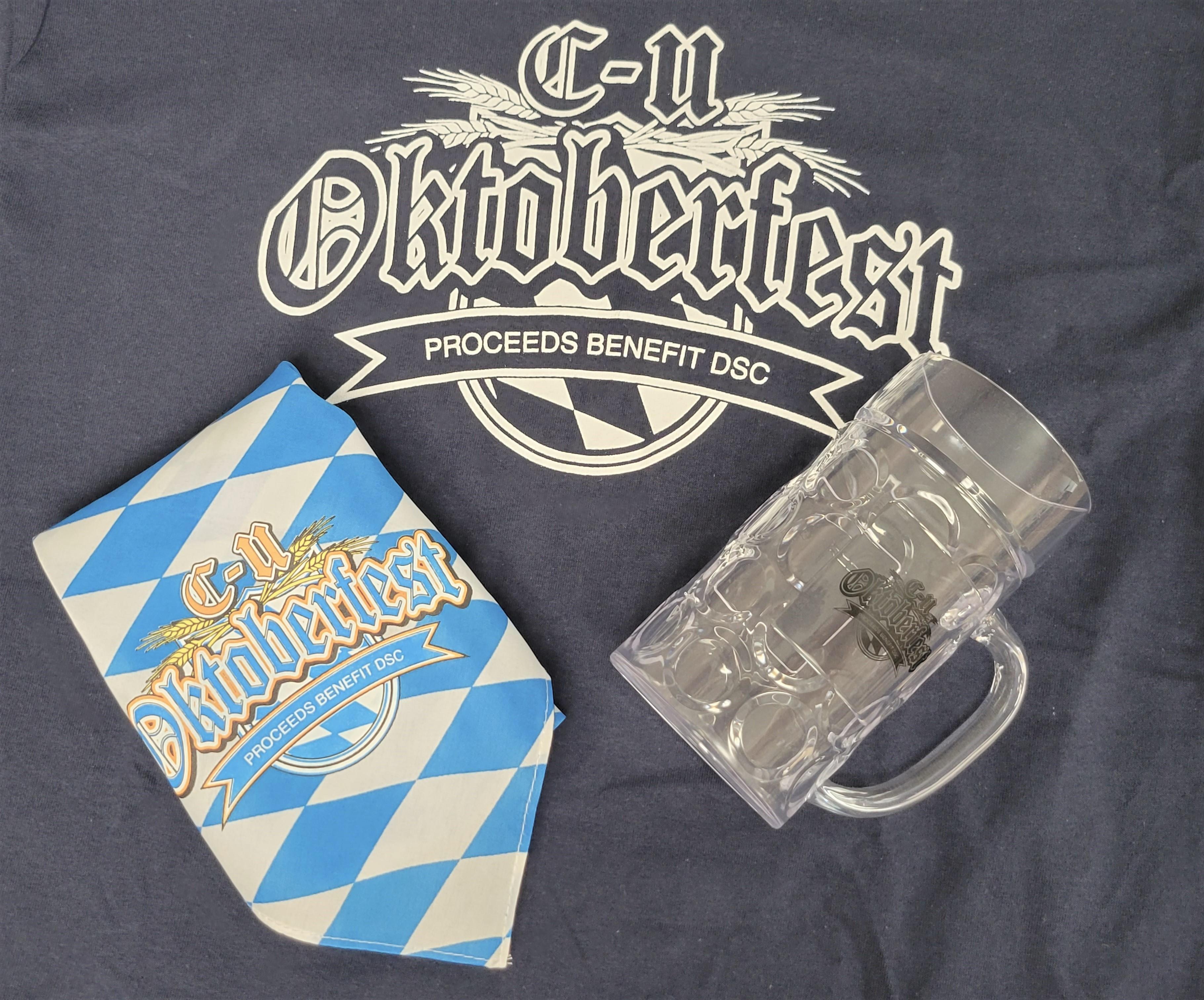 Oktoberfest Blue Bundle - $20