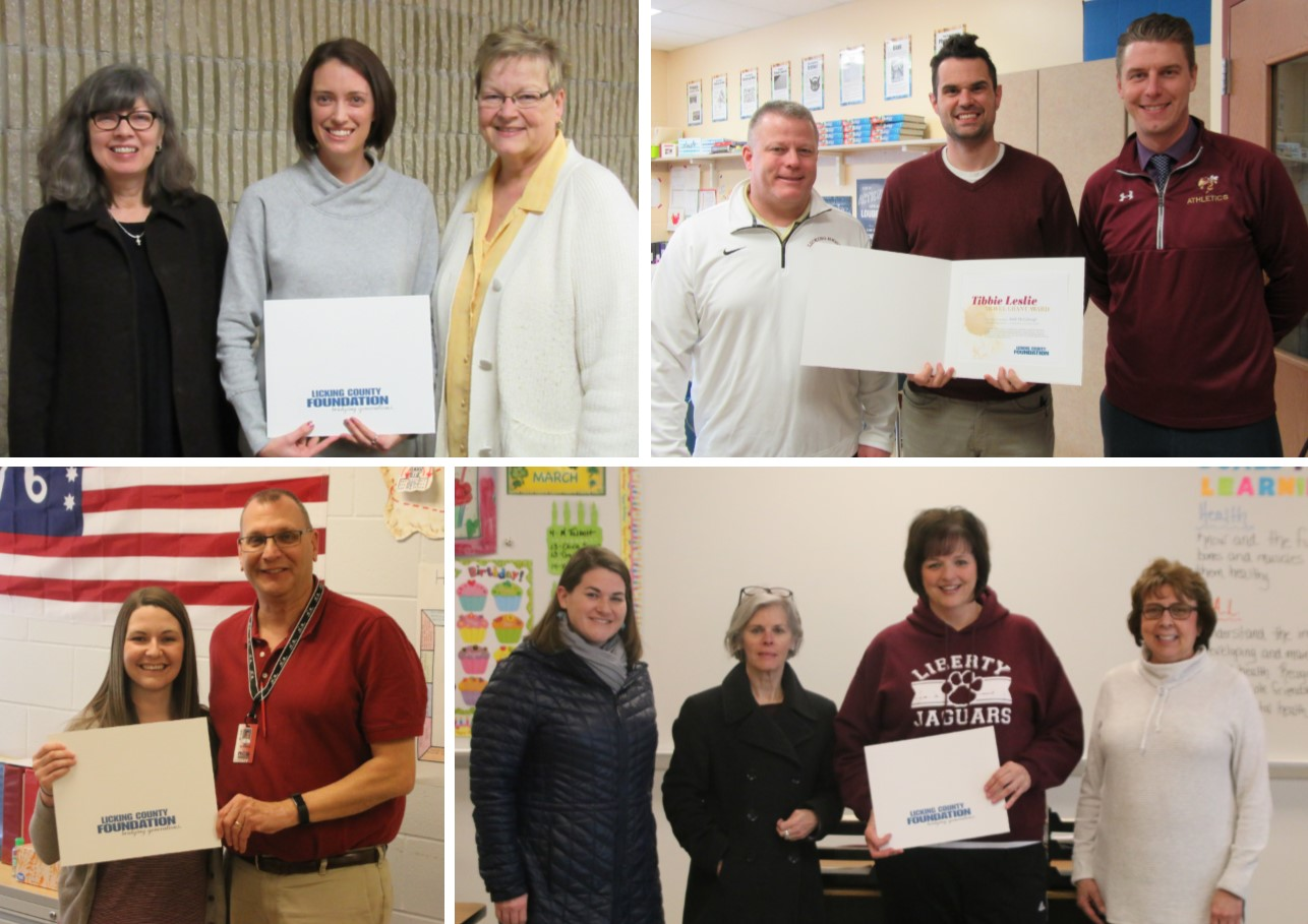 Four Area Teachers Will Travel the World in 2018 Supported by Tibbie Leslie Travel Grants