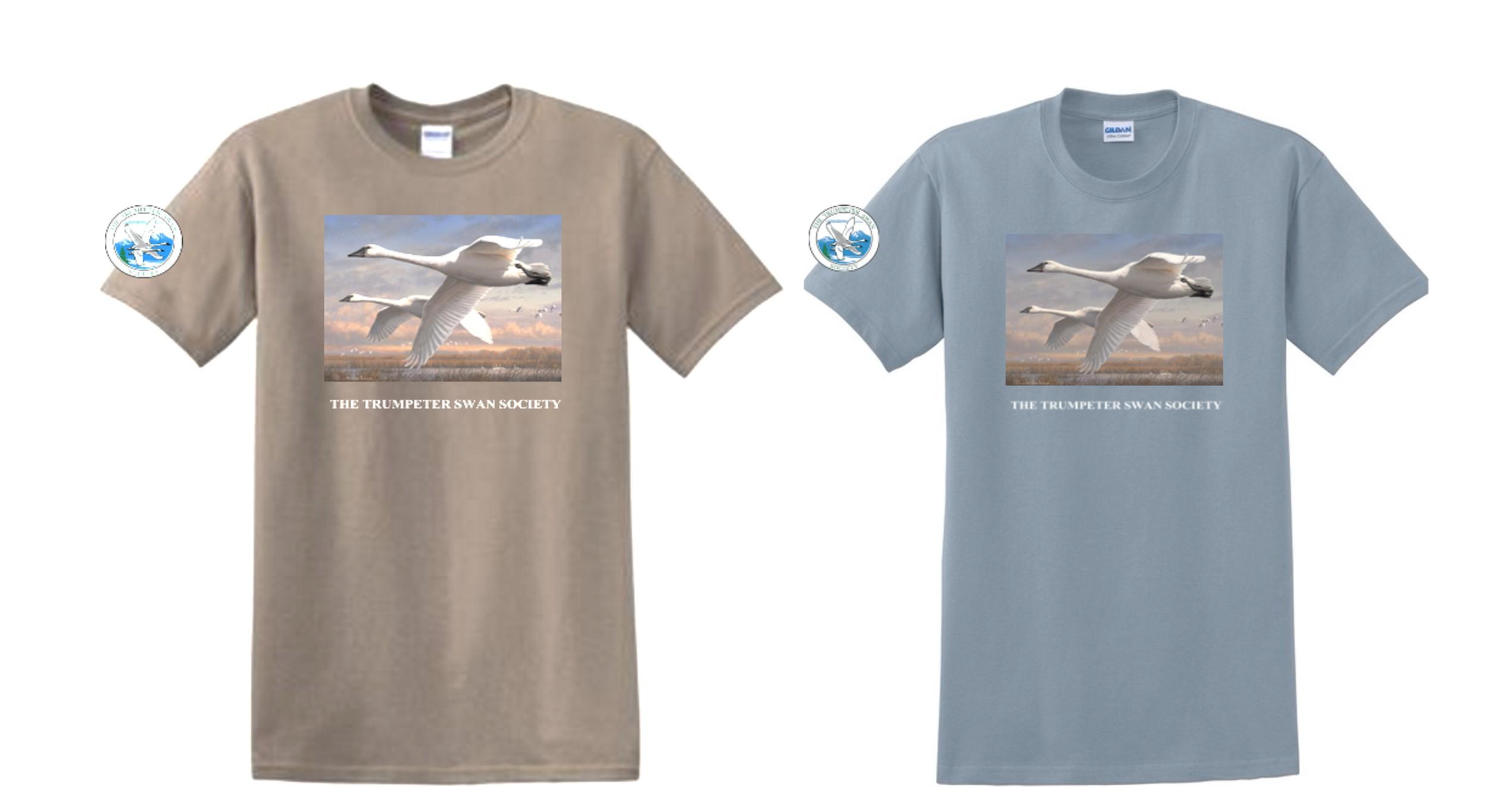 Joseph Hautman Duck Stamp Image T-Shirt $26