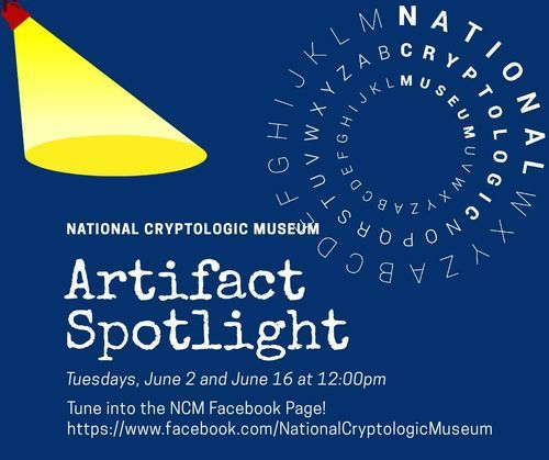 NCM Virtual Event: Artifact Spotlight
