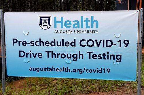 Augusta University Health Banner