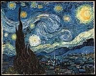 Fundraiser - Virtual Van Gogh Art Trip